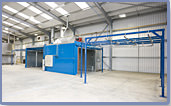 Polyester Powder Coating facilities