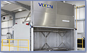 Vixen pre-treatment plant